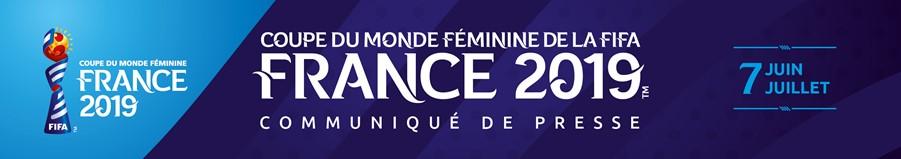 Calendrier Fifa 2019.Fifa Women S World Cup 2019 France Calendar Revealed