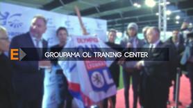 L'EXTRA inauguration du centre d'entrainement