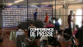 Conférence de presse Lisandro LOPEZ