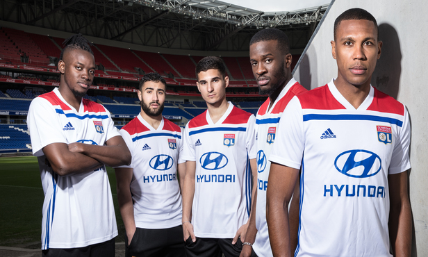 super specials best price exclusive range Revealed: Olympique Lyonnais 2018-2019 adidas jerseys