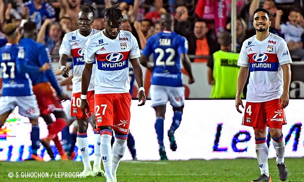 Maillot THIRD Olympique Lyonnais Mathieu GORGELIN