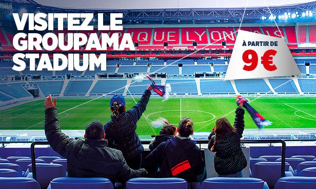 Visite De Stade Venez Visiter Le Groupama Stadium