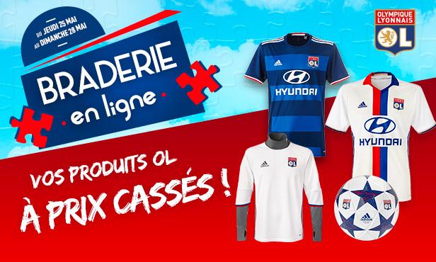 Boutique (25) Olympique Lyonnais Boutique en ligne