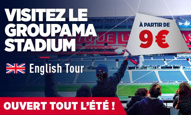 Visite De Stade Le Groupama Stadium Comme Vous Ne Lavez Jamais Vu