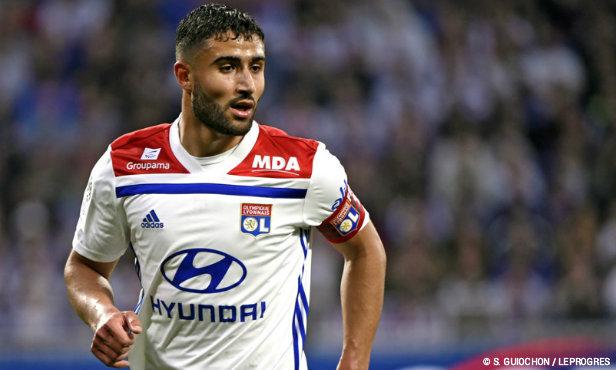 Maillot Extérieur Olympique Lyonnais Nabil FEKIR