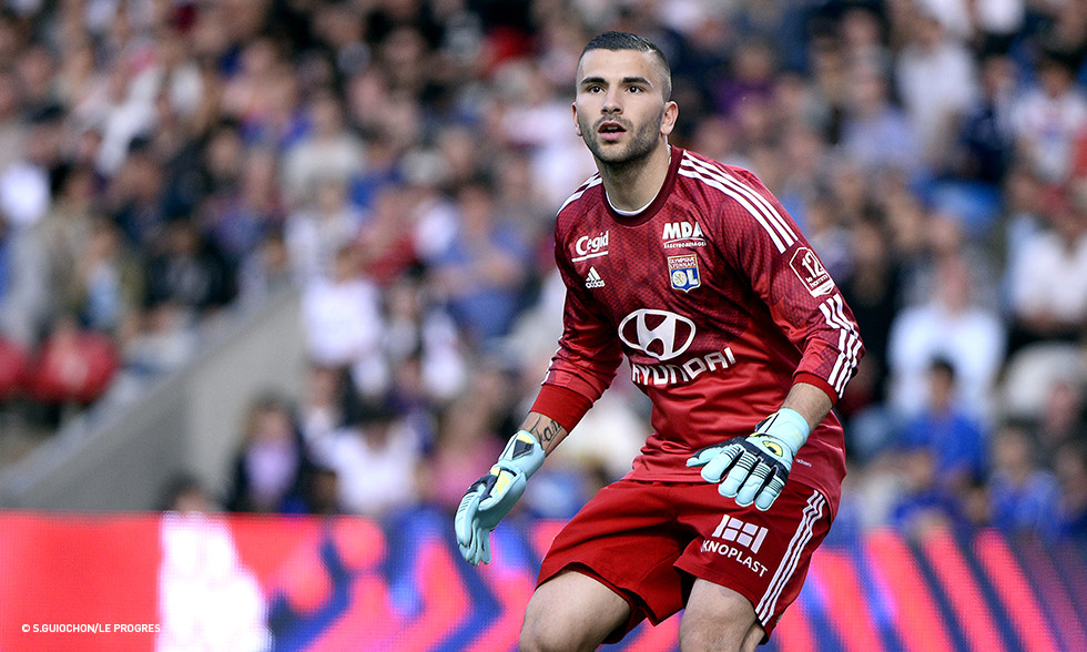 Maillot THIRD OL Anthony LOPES