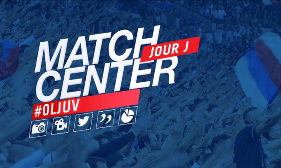 OL-Juventus : Photos, vidéos, tweets, décla\'... l\'avant-match en direct